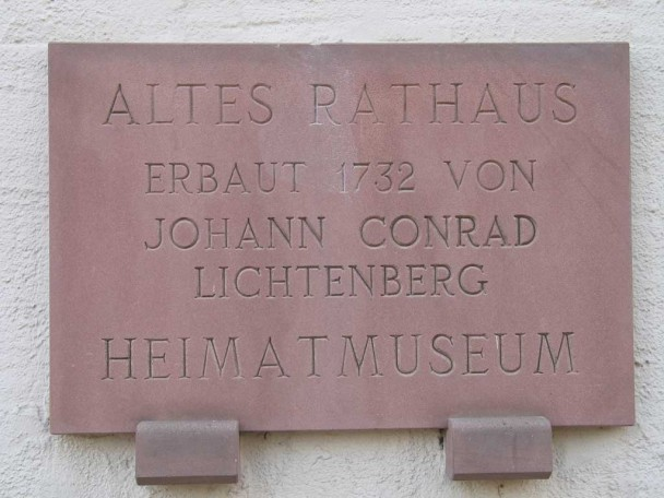 Tafel-am-Haus
